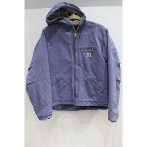 Carhartt Sherpa Lined Sierra Hooded women jacket L
